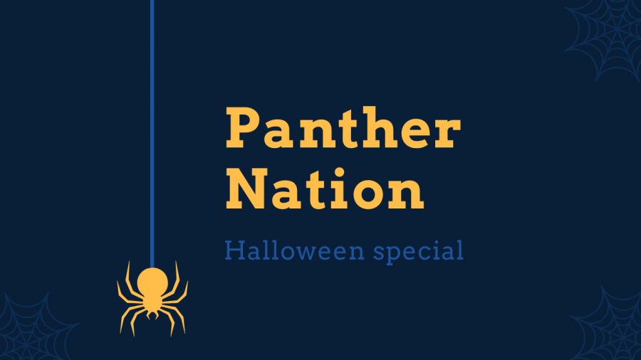 Panther+Growls+-+October+30th+Broadcast