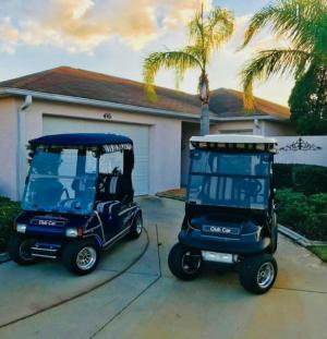 The Debate Between Gas and Electric Golf Carts in Nichada