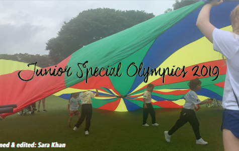 Junior Special Olympics 2019!