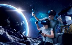 New Horizons - Virtual Reality at ISB