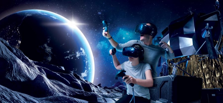 New Horizons – Virtual Reality at ISB