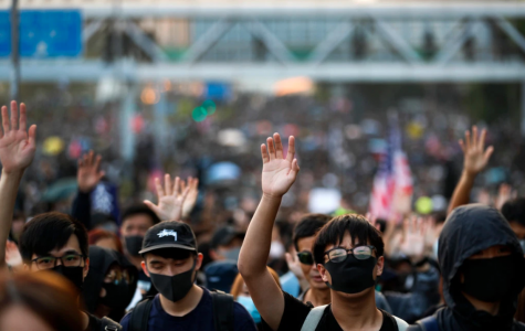 Hong Kong: A City Torn By Riots