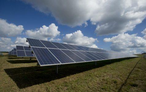 Solar Panels At ISB?!?
