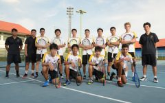 Boys and Girls Tennis Prepare for IASAS