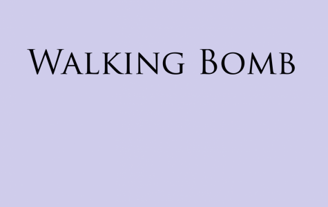 """""""Walking Bomb"""" by Anonymous"""