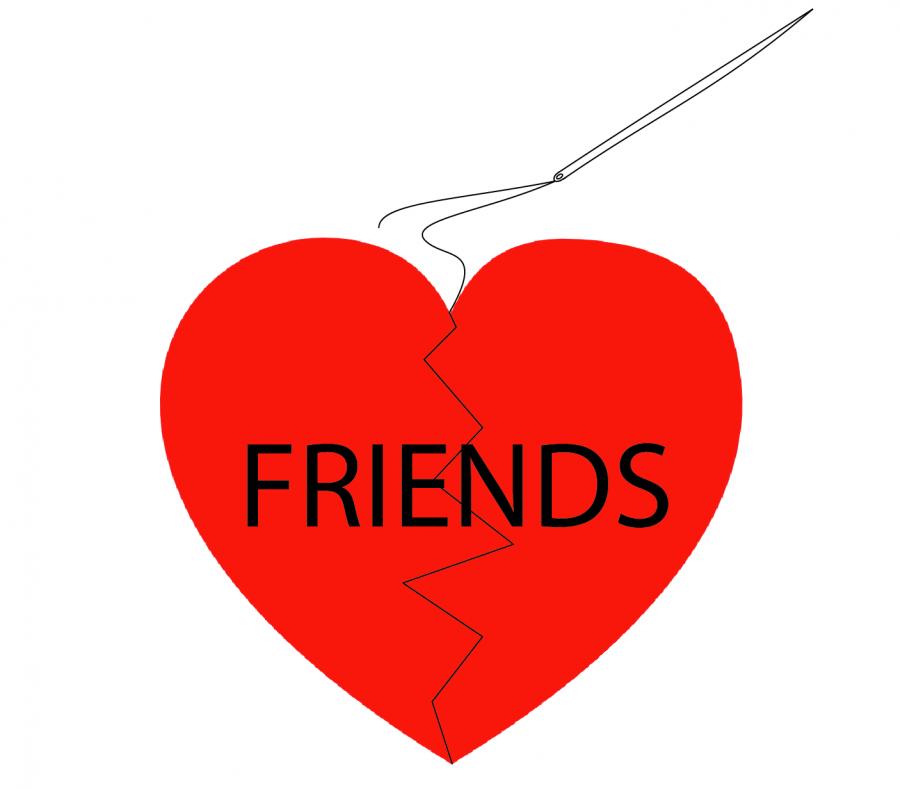 Friends by Jaehee Jung