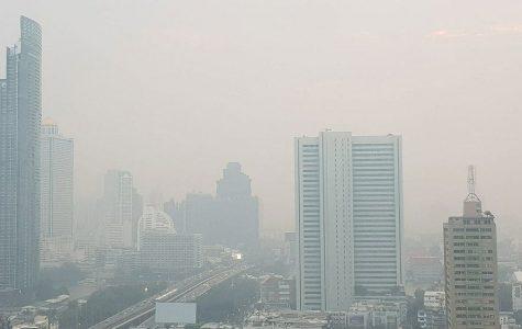 Bangkok Air Pollution and COVID-19