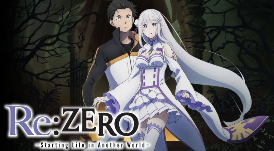 Re:Zero Starting Life in Another World Movie Poster