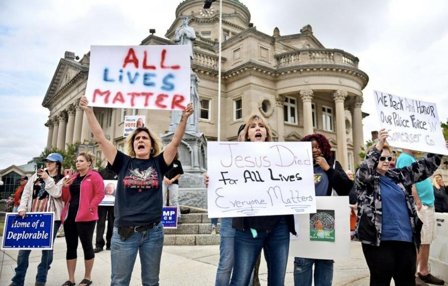 "Debunking ""All Lives Matter"""