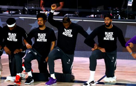 Lebron and BLM