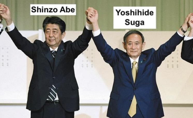 Abe's Legacy, Suga's Vision