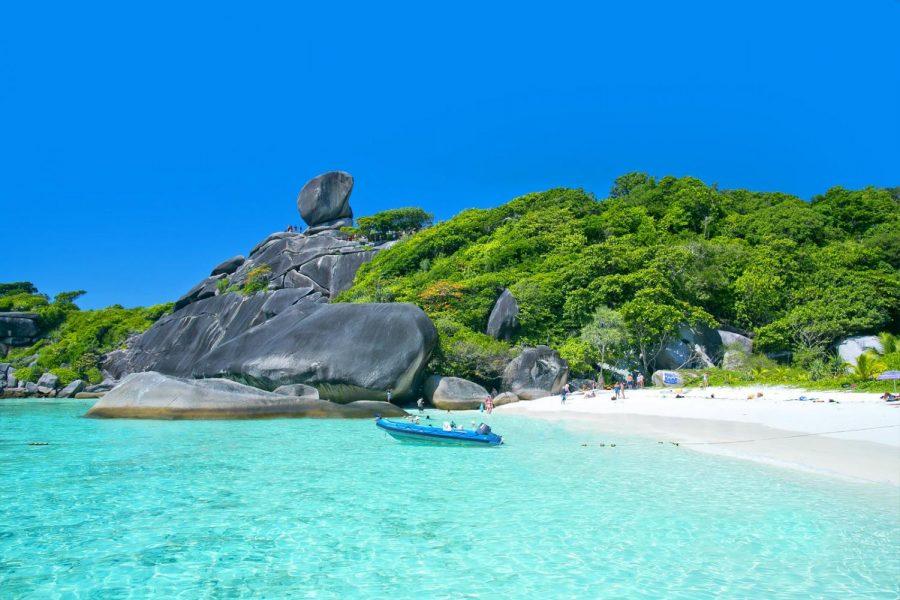 Top 5 Beaches in Thailand