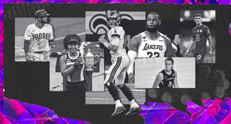 Top 6 Best Athletes