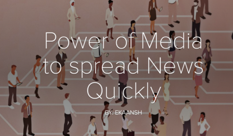 The Power of Media to Spread News Quickly